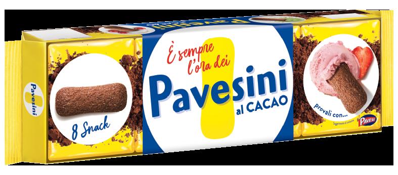 Pavesini al cacao